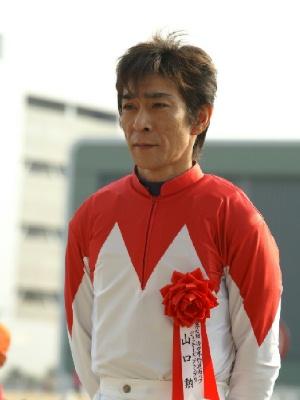 090127佐々木竹見カップ12-山口勲騎手.jpg