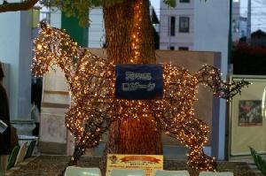 09年ナイター初日 光の馬ロジータ1