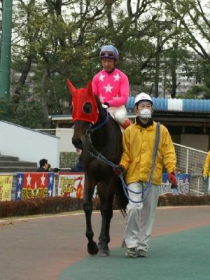 内田利雄騎手-090121-大井6R-ヤマジュンギンガ-1.jpg