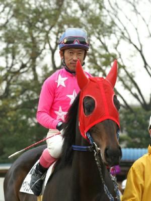 内田利雄騎手-090121-大井6R-ヤマジュンギンガ-2.jpg