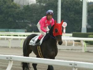 内田利雄騎手-090121-大井6R-ヤマジュンギンガ-5.jpg