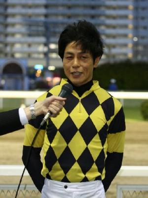 吉田稔騎手