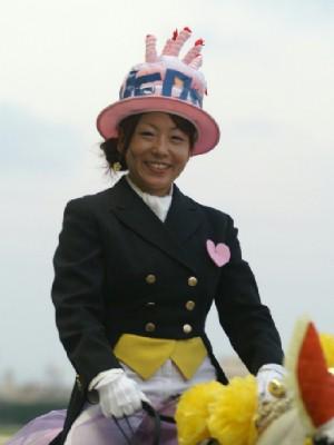 川崎競馬の誘導馬 結婚祝いVer 4