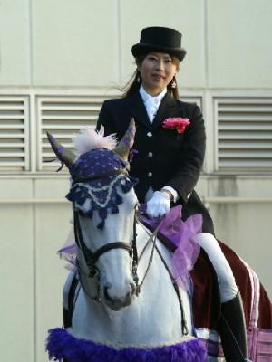 川崎競馬の誘導馬 1月後半開催 平場Ver トライアンフトーチ 1