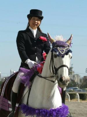 川崎競馬の誘導馬 1月後半開催 平場Ver トライアンフトーチ 4