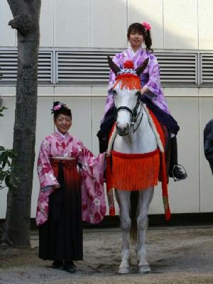 川崎競馬の誘導馬 1月開催 平場Ver トーチくん 1
