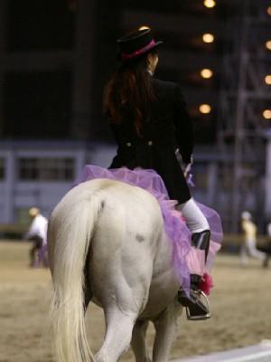 川崎競馬の誘導馬 9月前半 ユーちゃん 4