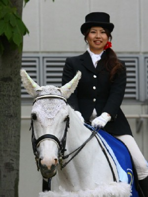 川崎競馬の誘導馬05月開催 こいのぼり青Ver-120514-11